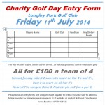longley park charity golf day